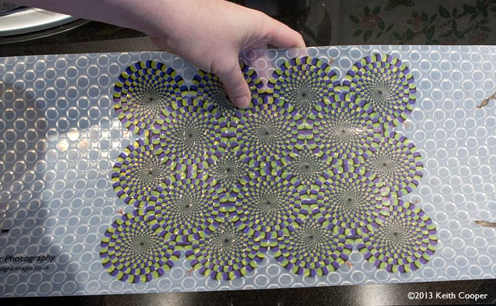 pattern test print