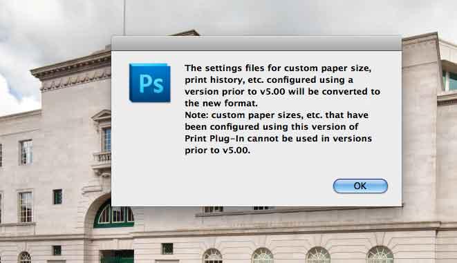 8300 print plugin