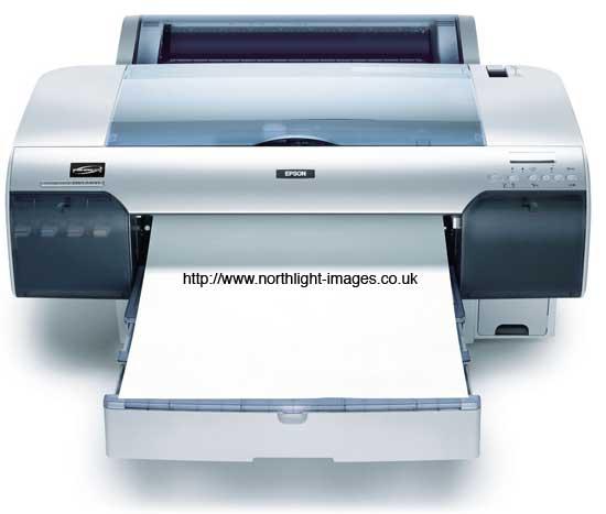 epson 4400 printer