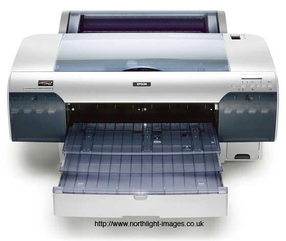 epson 4800 printer