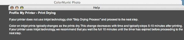drying help