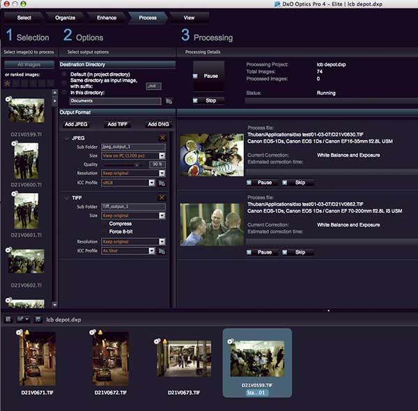 image processing window