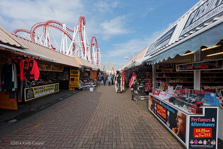 market fair - ingoldmells