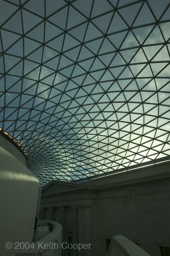British Museum roof acr