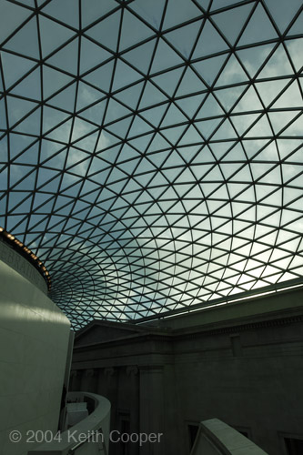 British Museum roof dxo