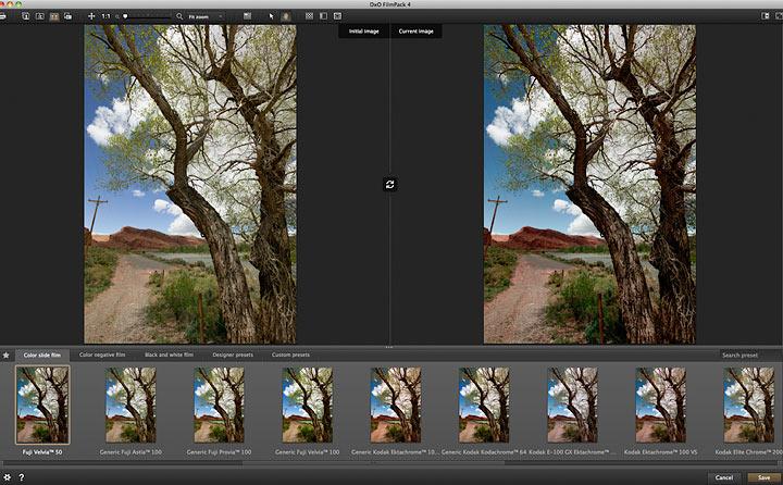 sample image conversions