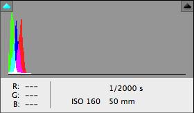 160 ISO - EOS 7D