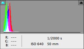640 ISO - EOS 7D