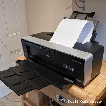 59cm print setup
