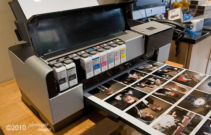 Epson Stylus Pro 3880 printer review 17 inch A2 width
