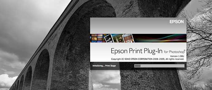 print plugin start up