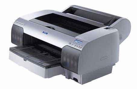 Epson 4000 A2 printer