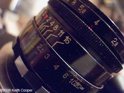 helios 44-2 lens