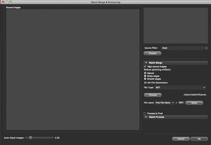 batch file processing options