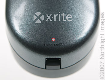 i1 spectrophotometer from x-rite