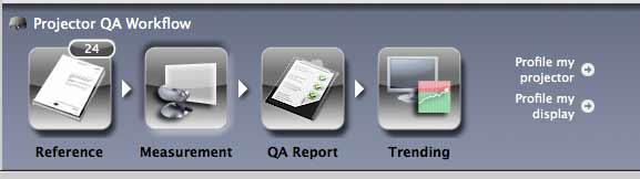 QA workflow