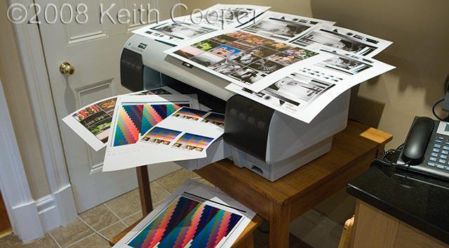 Print testing