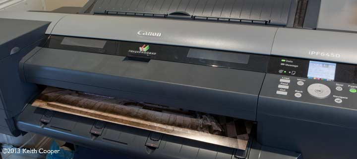 printing borderless