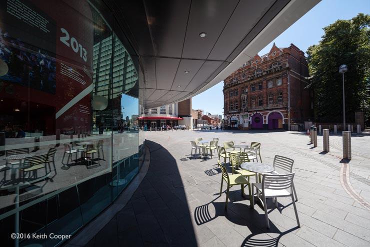 Orton Square, Curve, Leicester