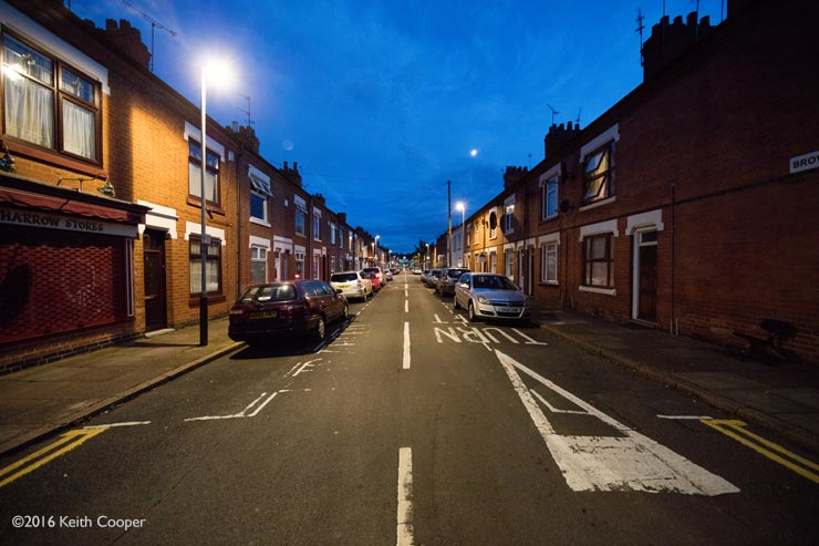 Browning Street Leicester
