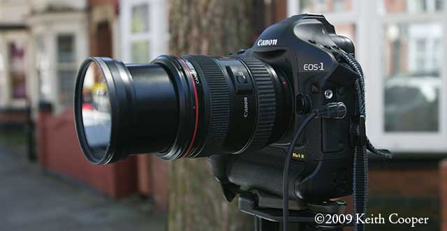canon 1ds mk3 with canon ef24-70 2.8L lens