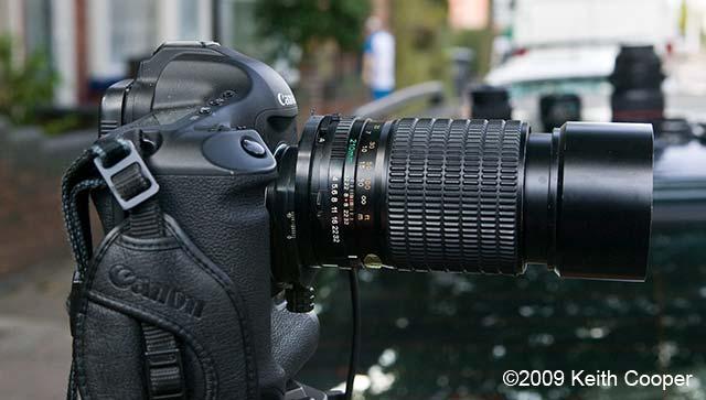 210mm mamiya shift lens