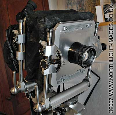 schneider componon on lens board