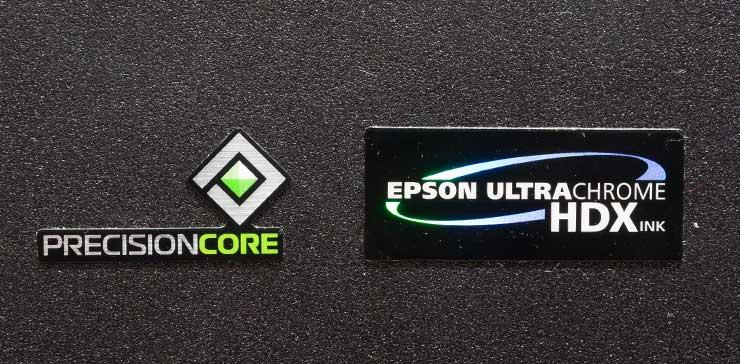 Epson precisioncore print head info