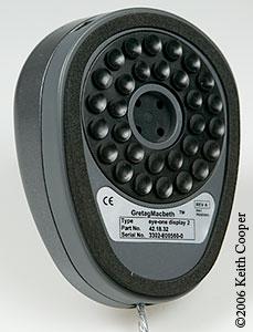 Monitor calibrator - rear
