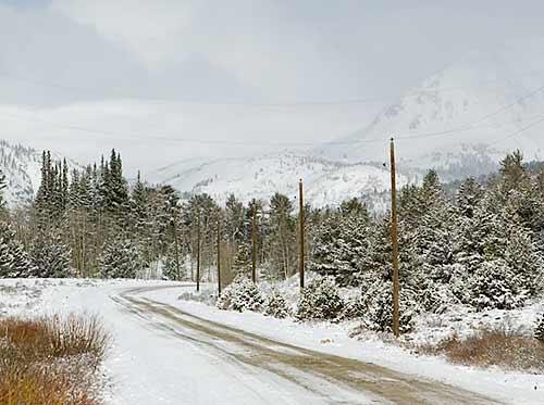 side road
