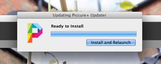 updating software