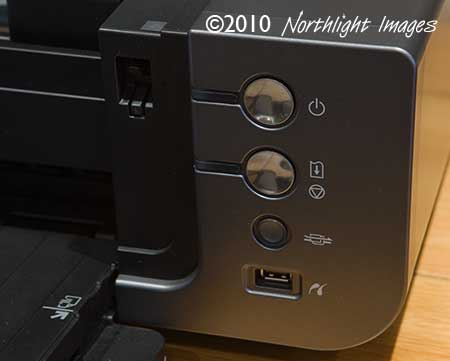 printer controls