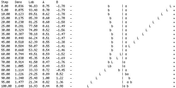 b/w print linearity prem matte