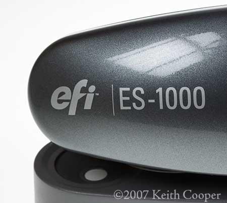 EFI ES-1000 spectrophotometer