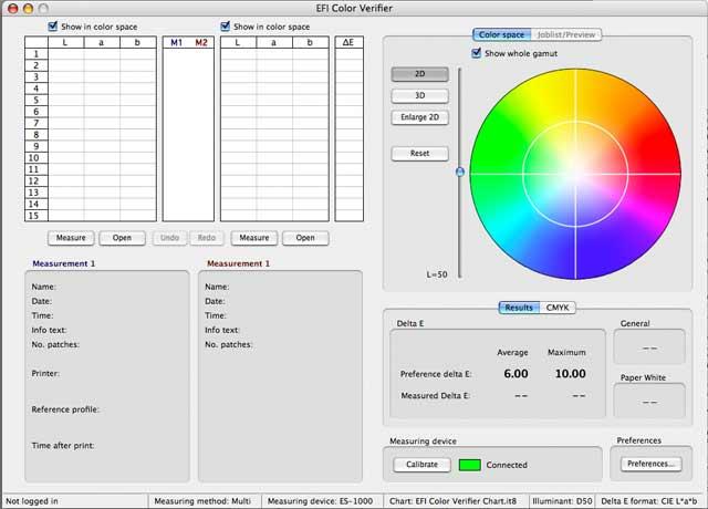 color verifier screen