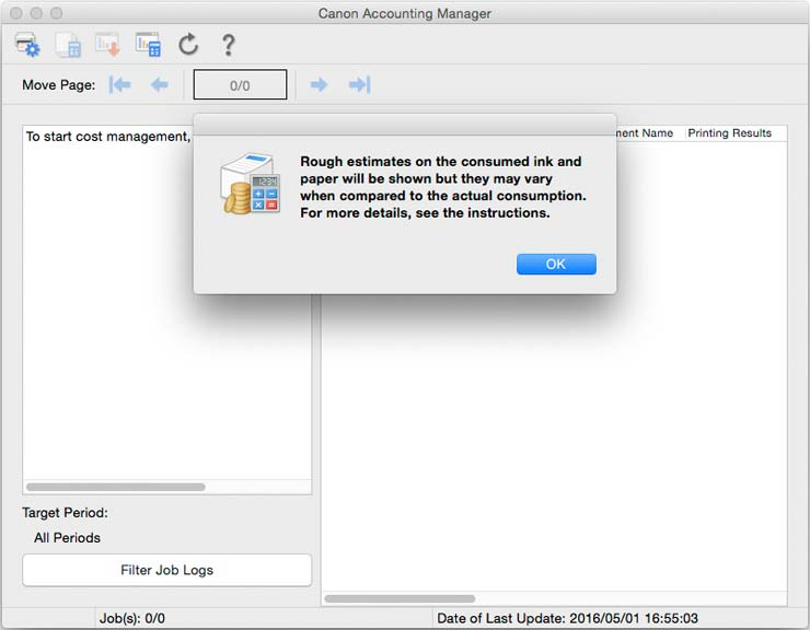 setup for accounting manage software