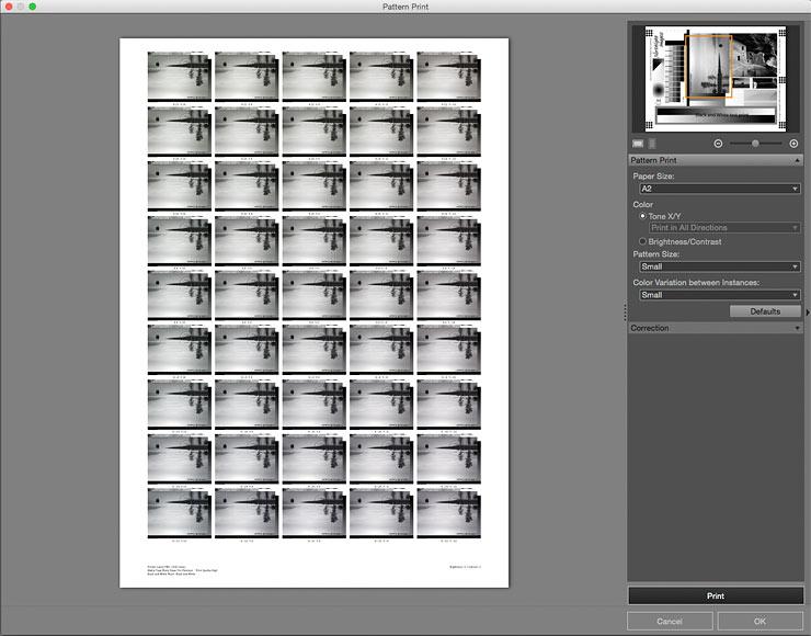 sample test images