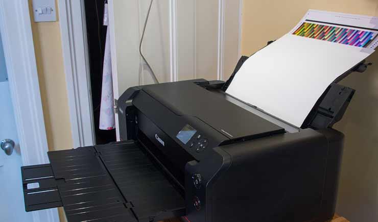 printing 24x17 canvas sheet