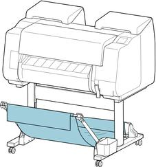 default print basket setup