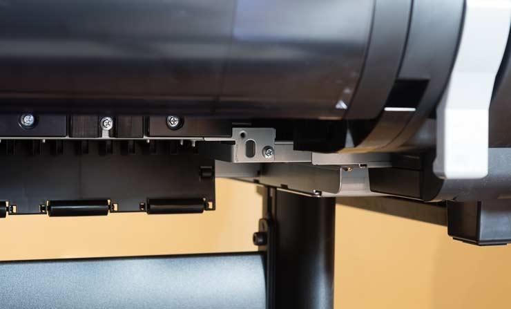 roll unit slot - right