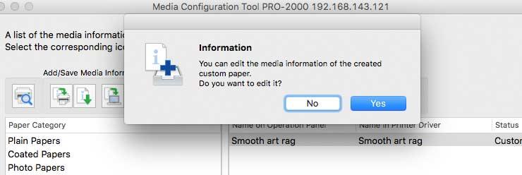 editing media details