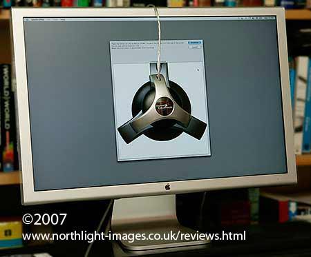 "Spyder 2 Pro on an Apple 23"" LCD"