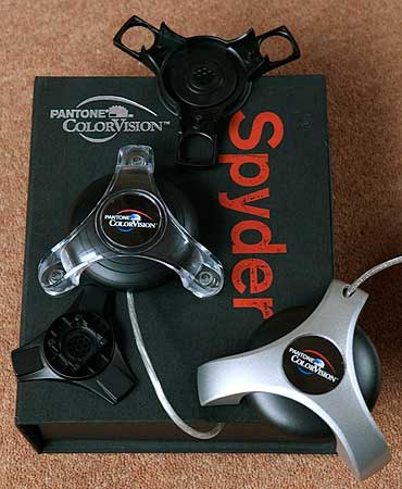 new and old colorvision spyder