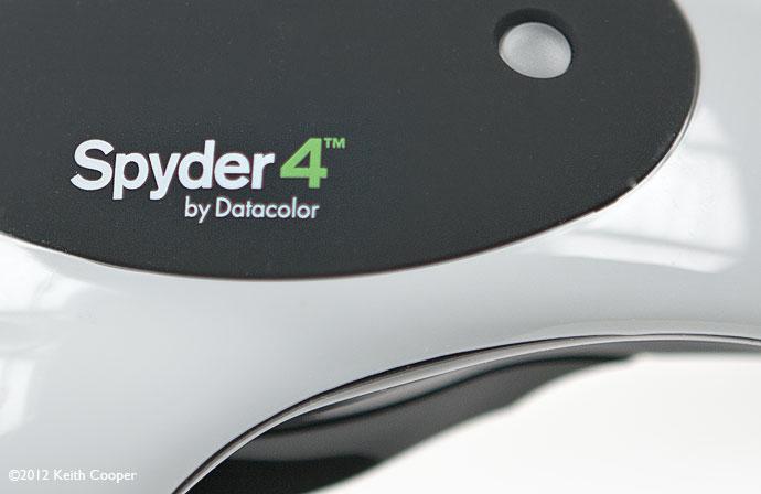 Spyder4Express sensor - detail