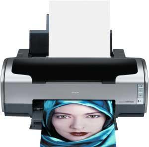 R1800 A3+ photo printer