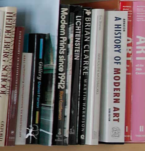 sharper art books