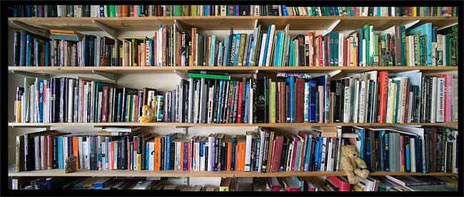 stiched books