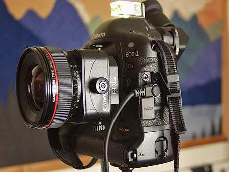 1 Ds camera setup