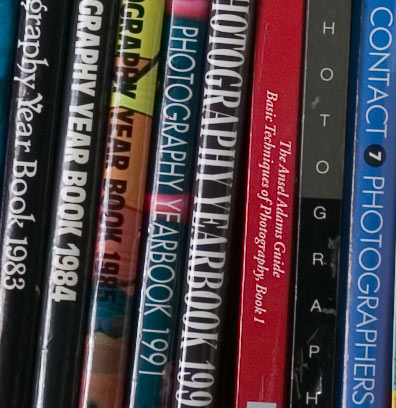 TS-E photo books