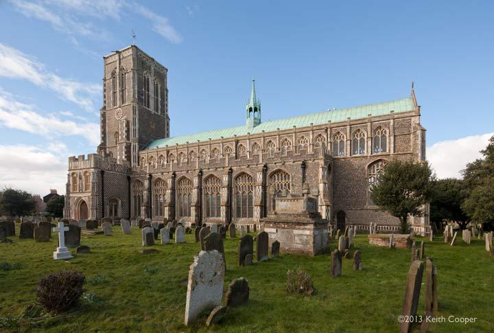St Edmund's, Southwold